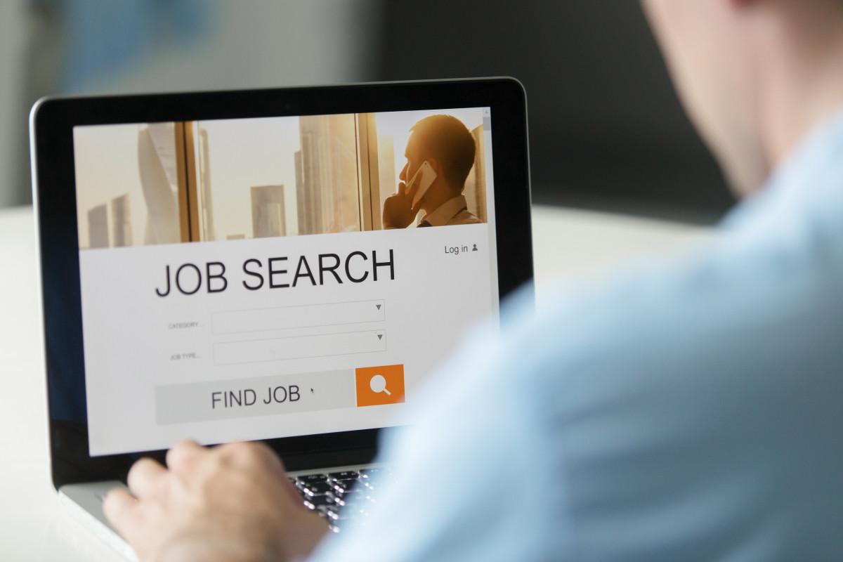 Bewerbungen: Stellensuche per Internet