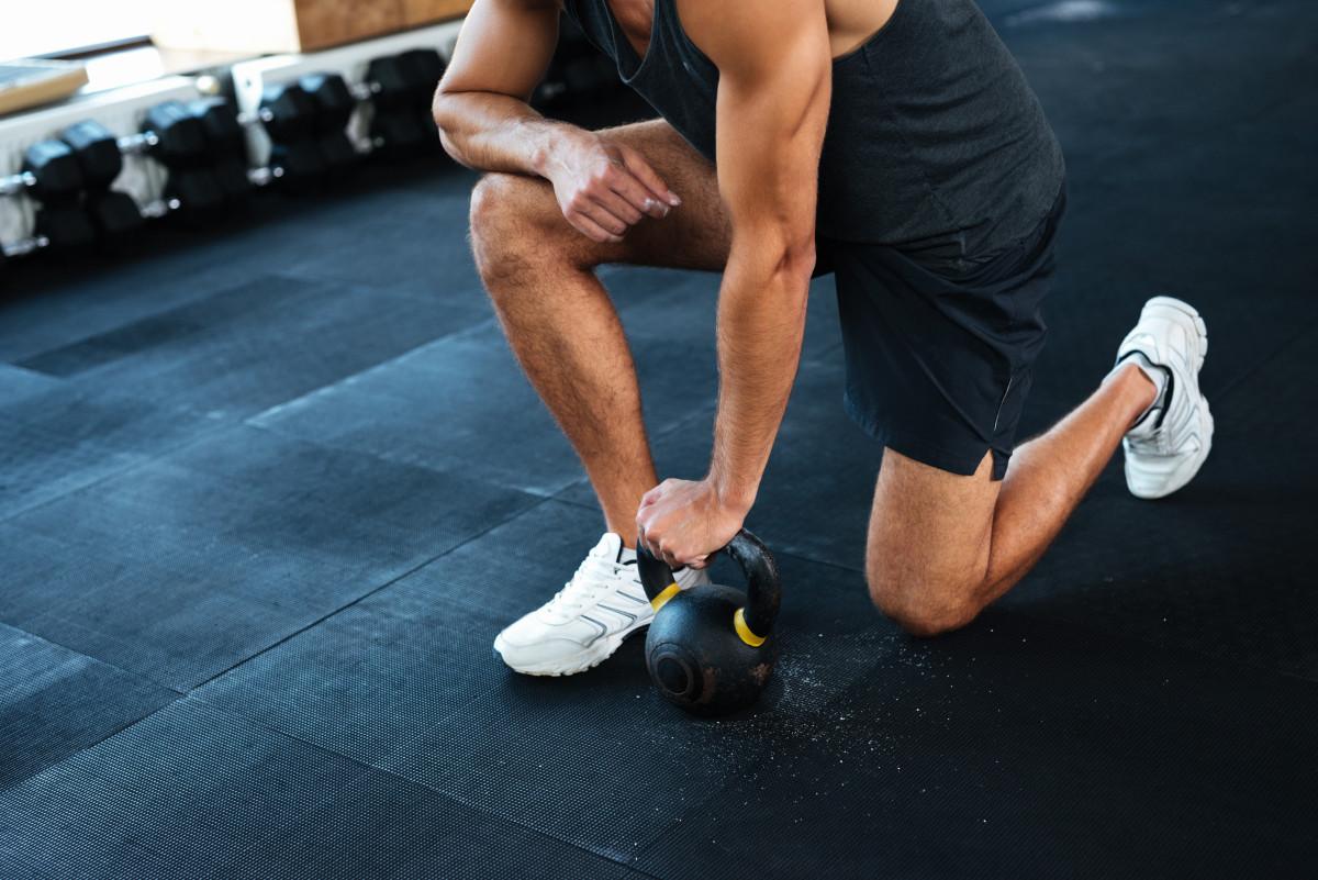 Starke Muskeln durch lange Pausen