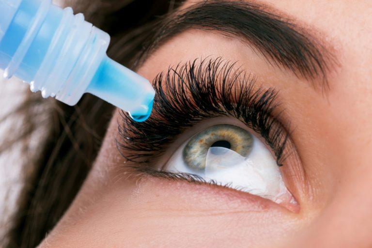 Was Sie gegen trockene Augen tun können