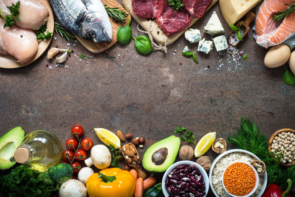Gesunde Ernährung: Ganz einfach