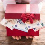 Geldgeschenke: Wie Sie einen witzigen Text dazu schreiben