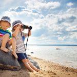 So organisieren Sie einen angenehmen Urlaub mit Kindern
