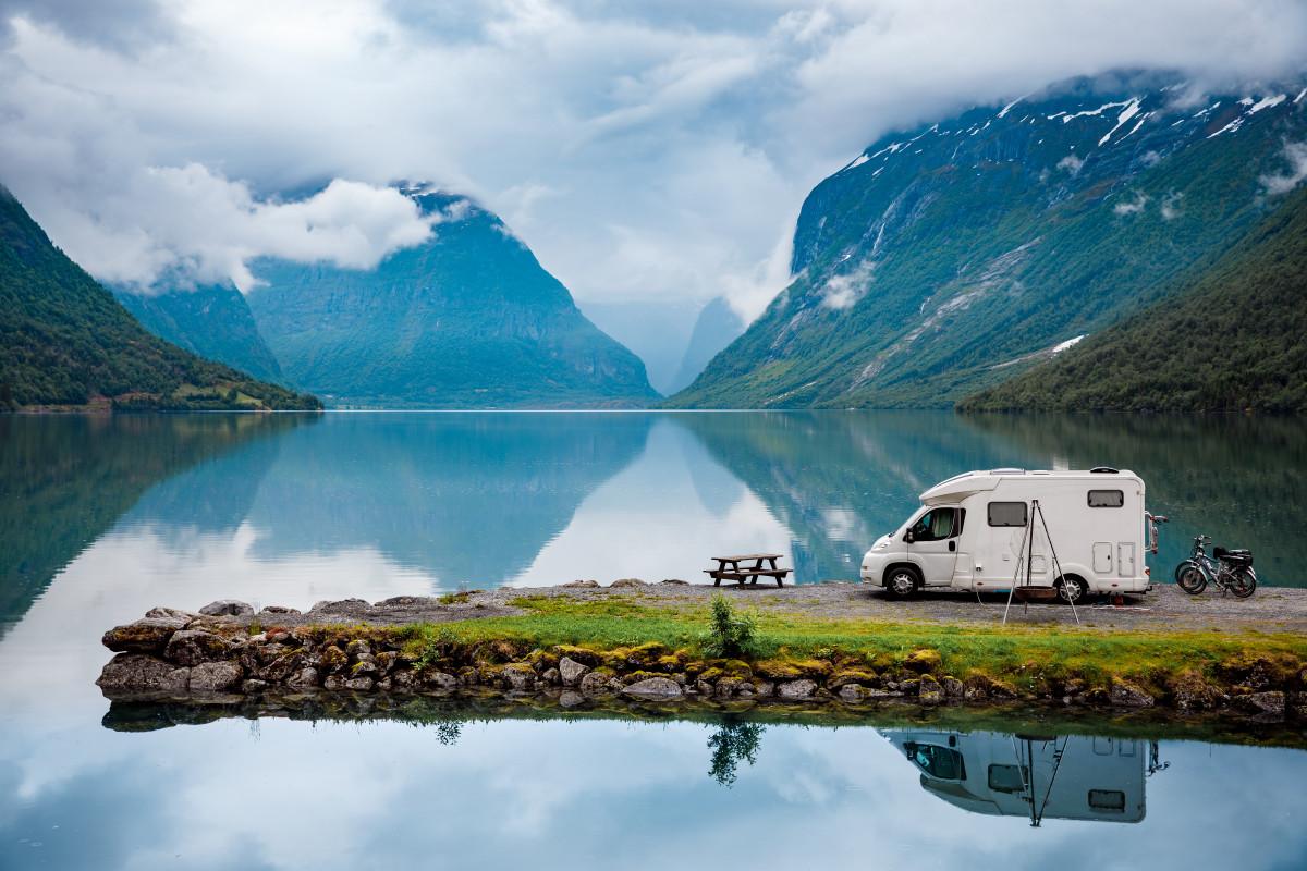 Wo und wie Sie den schönsten Campingplatz finden