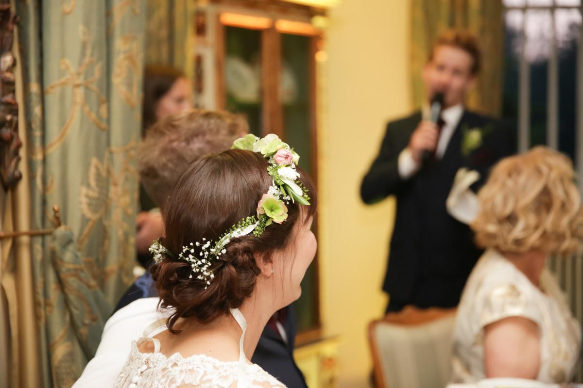 Rede zur Hochzeit: Die korrekte Redner-Reihenfolge