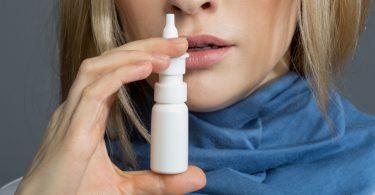 Nasenspray und Nasenspülung selber machen