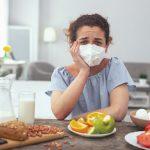 Eine Nahrungsmittelallergie kann sich immer entwickeln