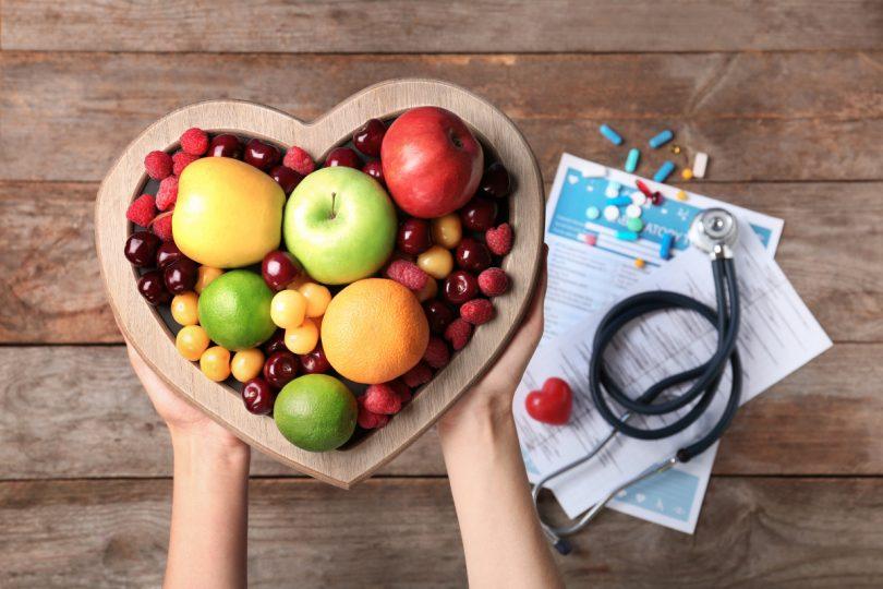 Mit gesunder Ernährung gegen Bluthochdruck