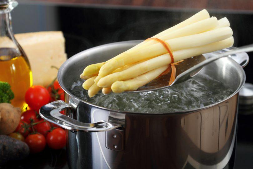 Spargel Kochen Machen Sie Alles Richtig