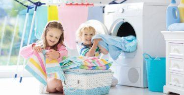 Kinder im Haushalt: Kleinkinder wollen mithelfen