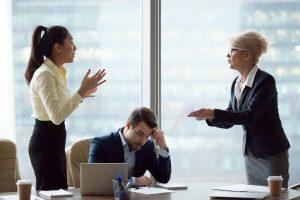 Konflikte am Arbeitsplatz: Teufelskreise in Konflikten