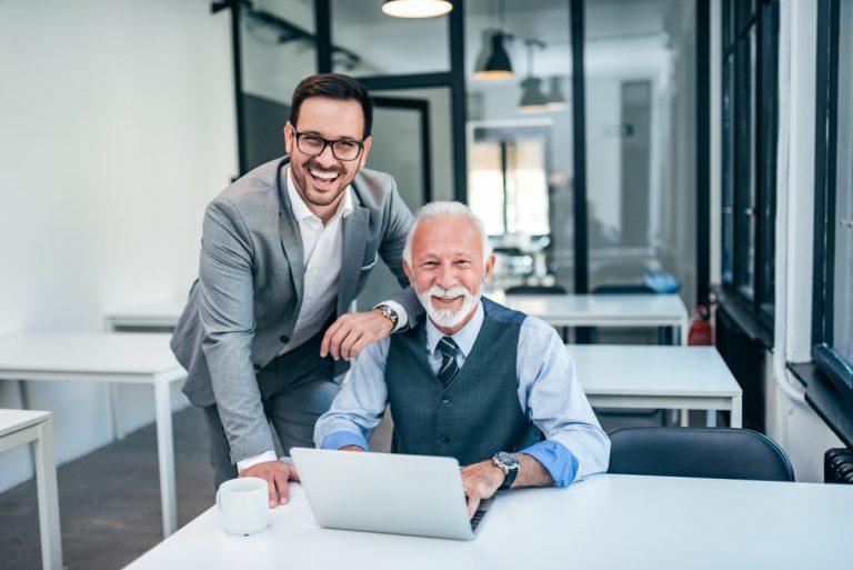 Familienfreundliches Unternehmen: Für beide Seiten ein Gewinn