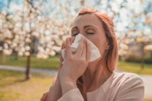 Allergie: Der Heuschnupfen ist eine Pollenallergie