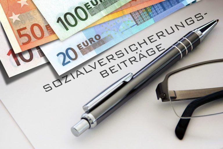 Sozialversicherungsbeiträge auch bei Kurzarbeit