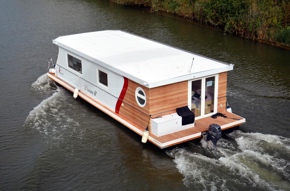 Hausboot-Urlaub: Eine echte Alternative?