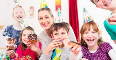 Kein Stress beim Kindergeburtstag