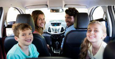 Autofahrt in den Urlaub: Ohne Stress für Eltern und Kinder