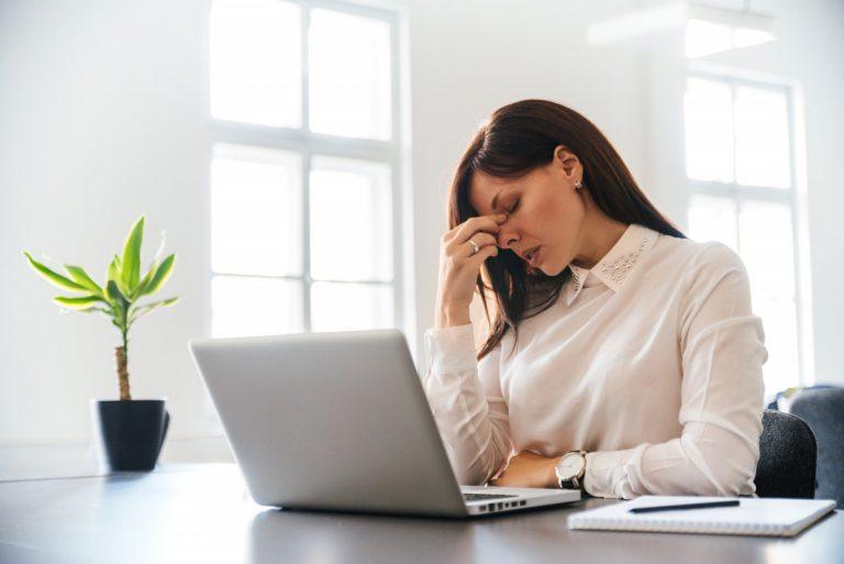 Herz: Stress im Job schadet dem Frauenherz