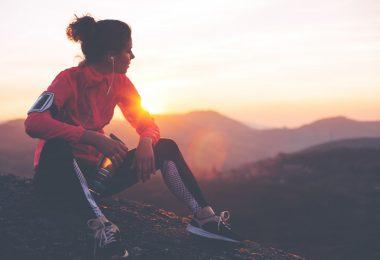 Mit Sport gegen Stress: Bleiben Sie durch die richtige Motivation am Ball