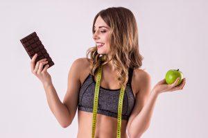 Traum-Diät: Abnehmen mit Schokolade