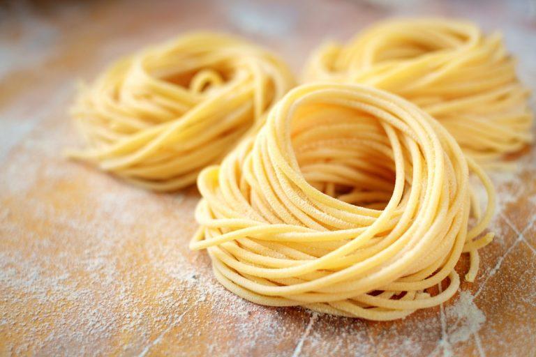Spaghetti sind hierzulande meist gar keine