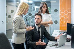 Konflikte am Arbeitsplatz: Warum heiße Konflikte zur Explosion führen