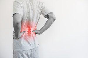 Rücken: Wenn Wirbelkörper brechen