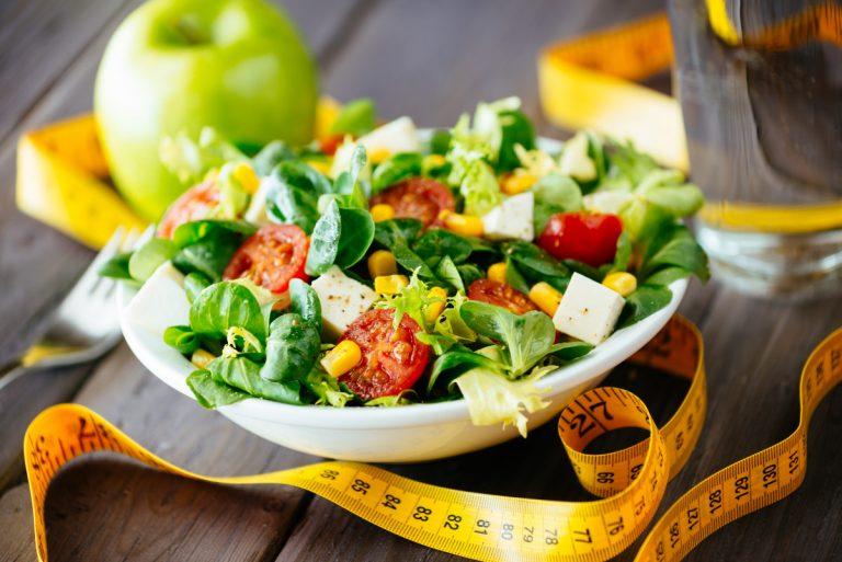 Abnehmen mit dem richtigen Mittagessen