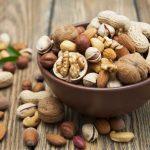 Nüsse senken den Cholesterinspiegel