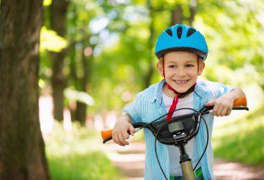 Fahrradfahren lernen für Kinder leicht gemacht