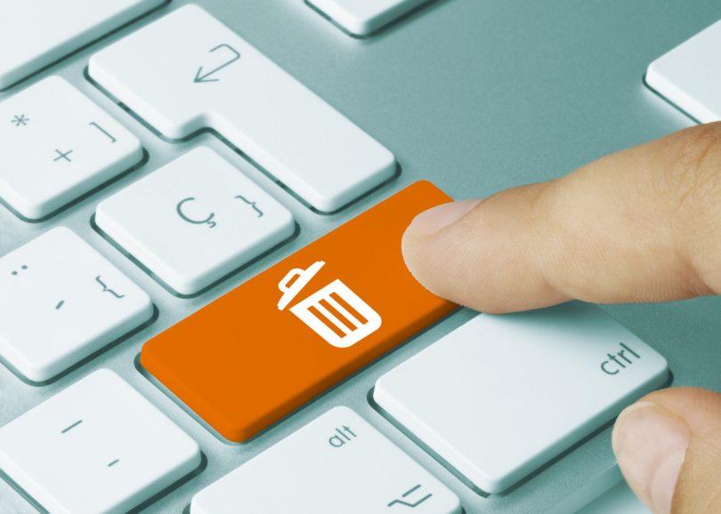 """""""Kollege Papierkorb"""": Konsequenz auch beim PC"""