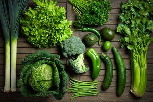 Grünes Gemüse: Achtung, Bakterien! Tipps für Ihren Schutz