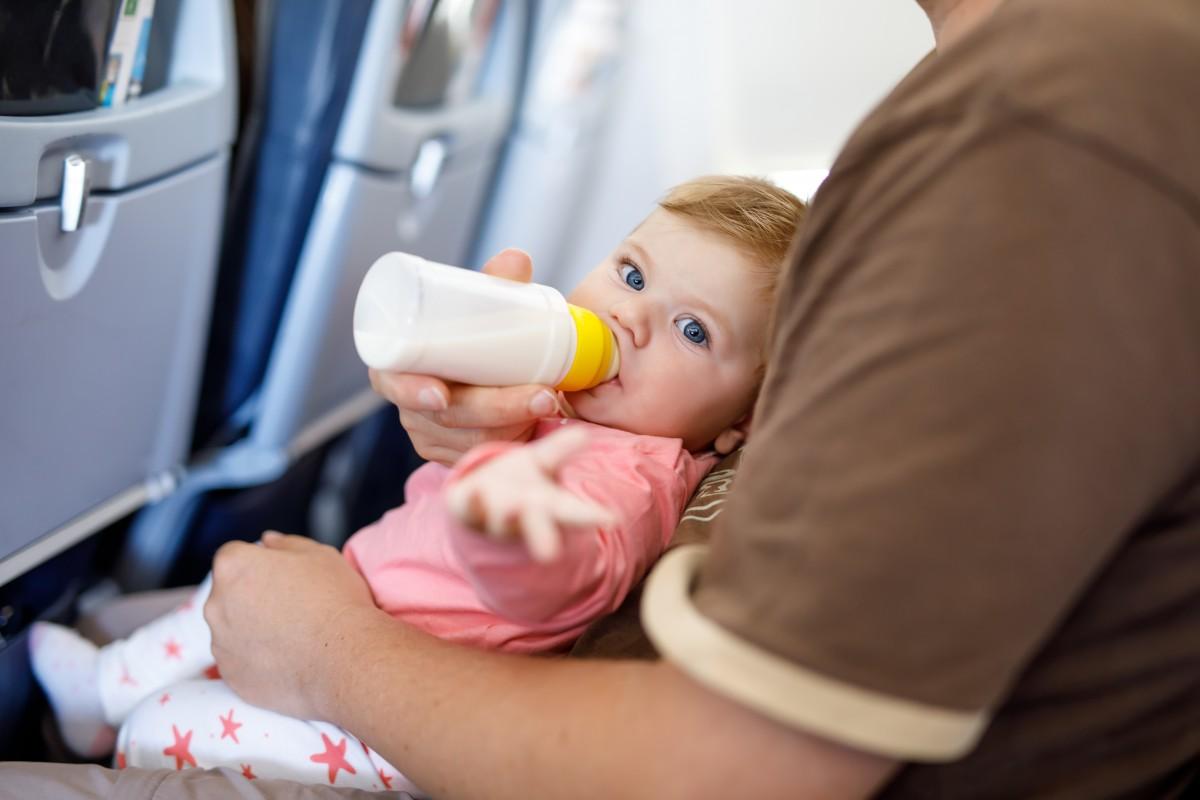 Ein stressfreier Urlaub mit dem Baby