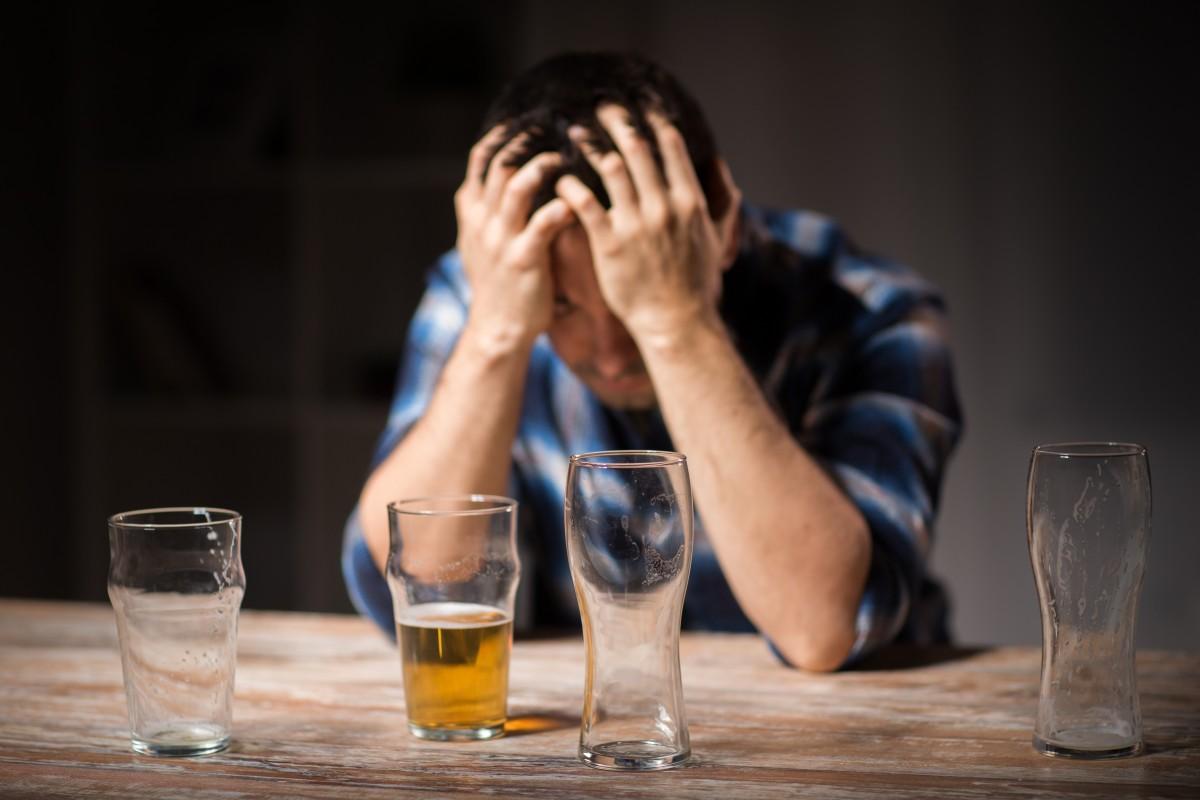 Sucht : Die verschiedenen Arten des Alkoholismus