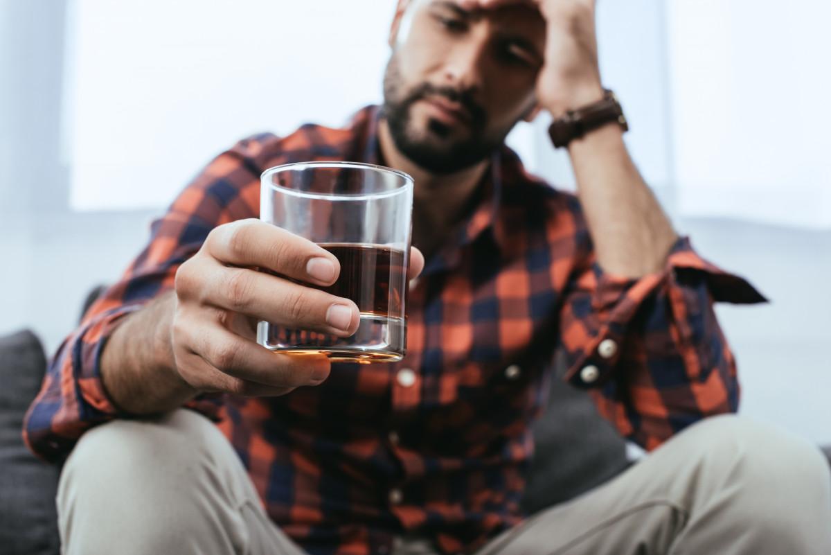 Sucht: Wirkungen des Alkohols auf den Körper