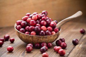 Cranberry hilft gegen Blasenentzündung