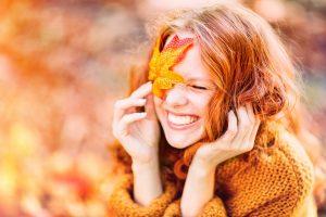 Typberatung: Der leuchtende, warme Herbsttyp