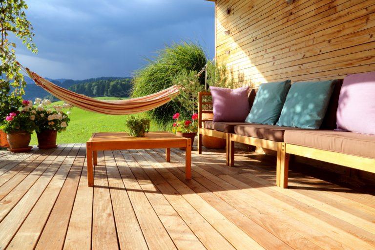 Terrasse: Gestaltung ganz einfach