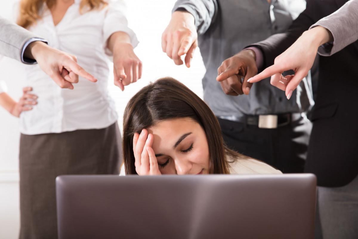 Mobbing am Arbeitsplatz: Kennzeichen