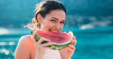 Hitze und gesunde Ernährung