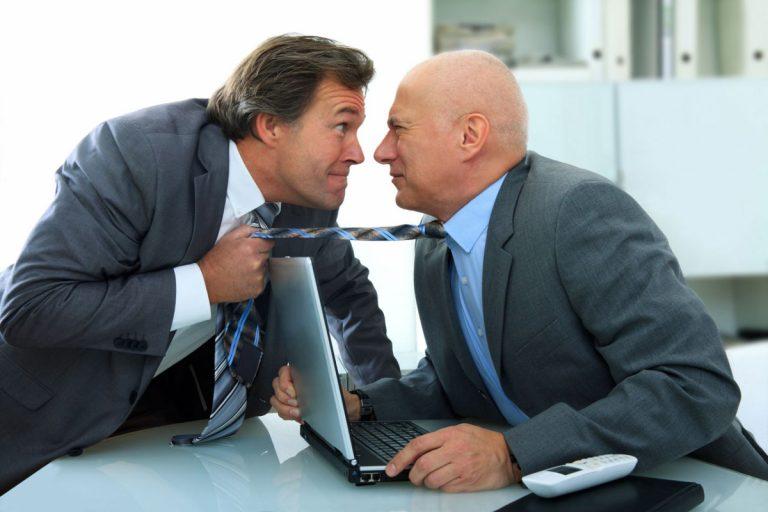 Konflikte am Arbeitsplatz: Konfliktmoderation