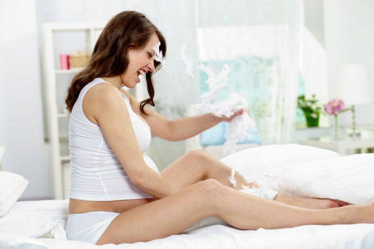 Wenn Stimmungsschwankungen die Schwangerschaft überschatten