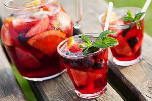 Bowle ohne Alkohol: Dieses Rezept erfrischt