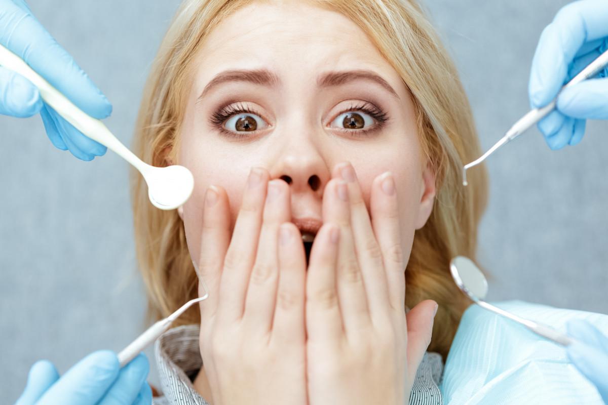 Homöopathie bei Angst vorm Zahnarzt: Furcht vor Schmerz