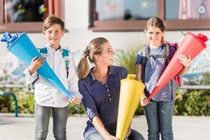 Der 1. Schultag: Checkliste für den Schulanfang