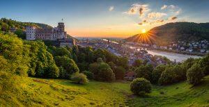 Heidelberg: Platz 2 der weltweit attraktivsten Urlaubsdestinationen