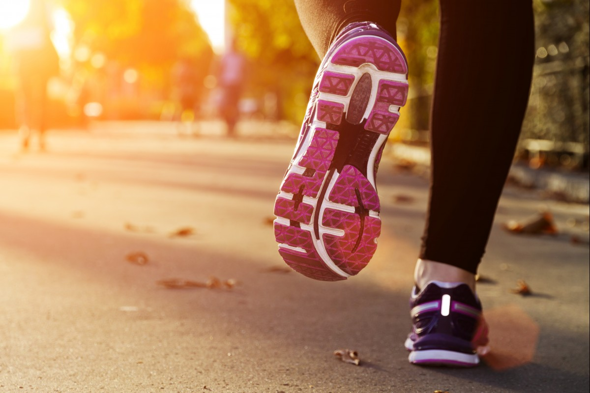 Laufend abnehmen: Kalorienverbrauch beim Laufen