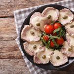 Vitello tonnato: Rezept für einen Vorspeisenklassiker aus Piemont