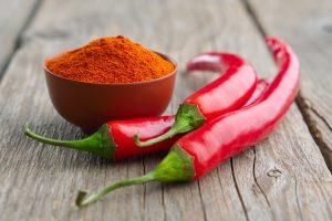 Blutdruck senken mit scharfem Chili
