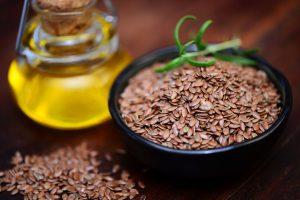 Leinöl: Beitrag zur gesunden Ernährung