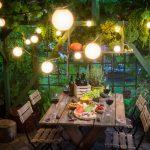 Licht im Garten: Alles so schön bunt hier?